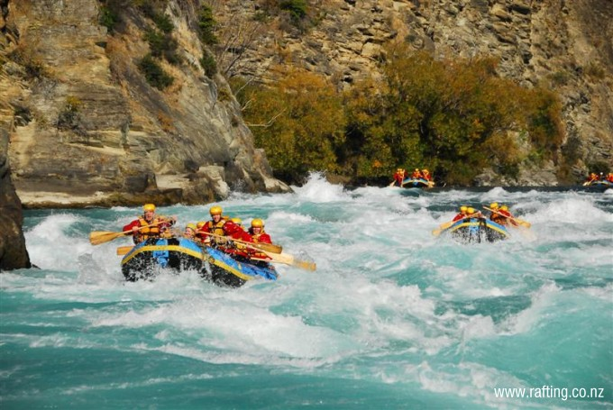 """""""White Water Rafting"""" by eleanoredwards80 on Flickr"""