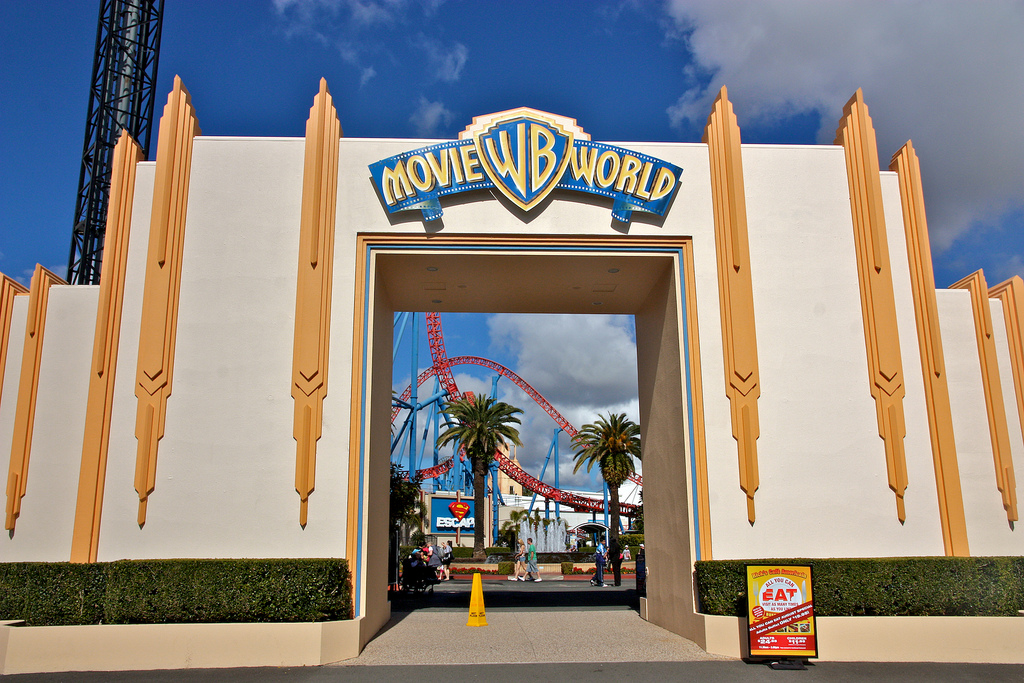 """Movie World"" by Jonathan Martin on Flickr"