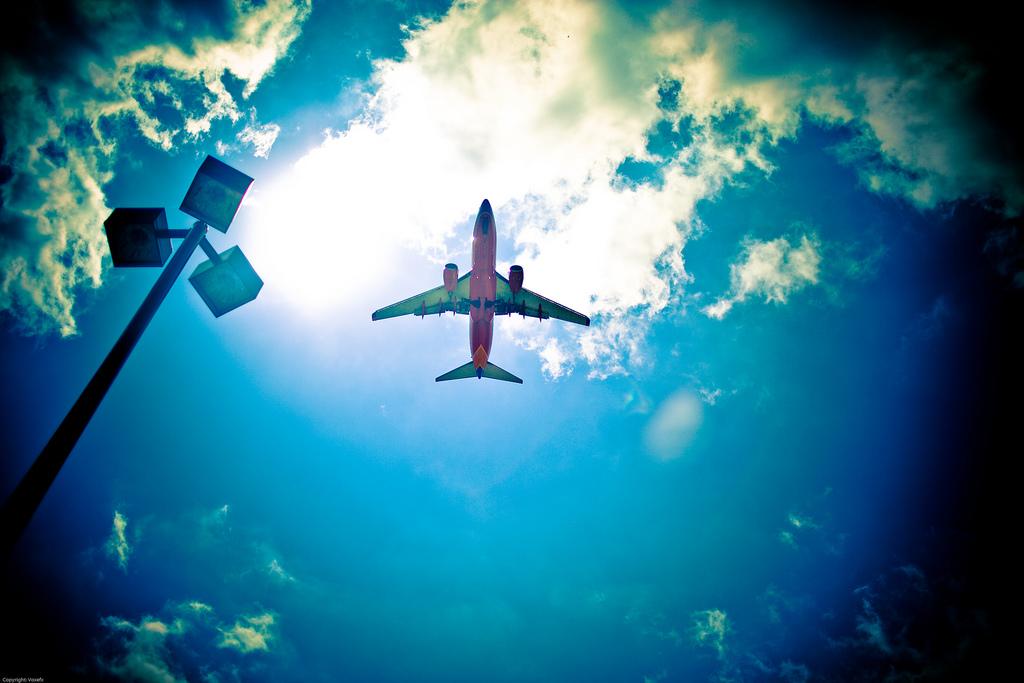 "Credit: ""Aeroplane"" by Vox Efx on Flickr"