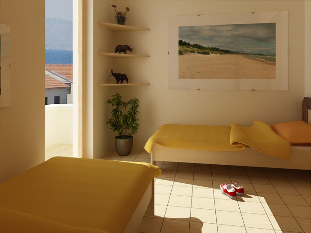 "Credit: ""Apartment"" by Kavanjin Croatia Apartments"