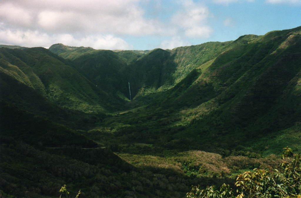 "Credit ""Halawa valley Molokai Hawaii"" by David Holt on Flickr"