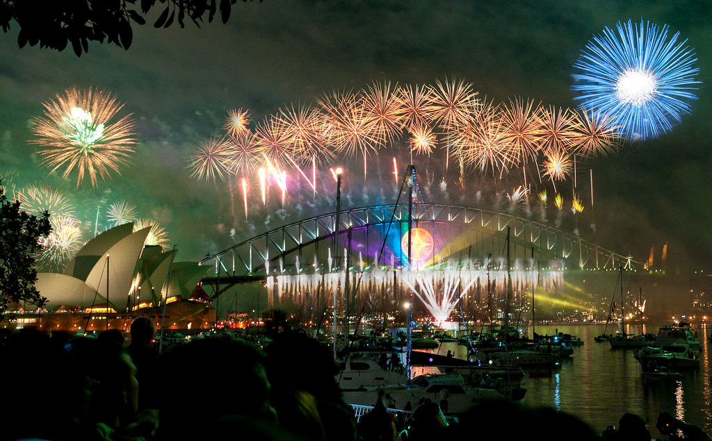 "Credit: ""New Years Sydney"" by Hai Linh Truong on Flickr"