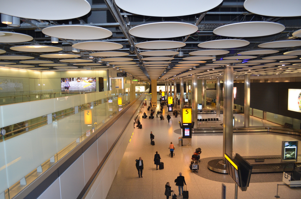 """Photo Credit: """"Heathrow Airport"""" by eGuide Travel on Flickr"""