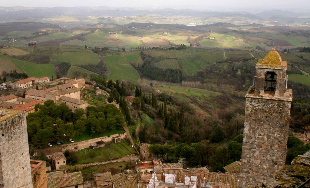 "Photo Credit: ""View of San Gimignano Tuscany"" by Frank Kovalchek on Flickr"