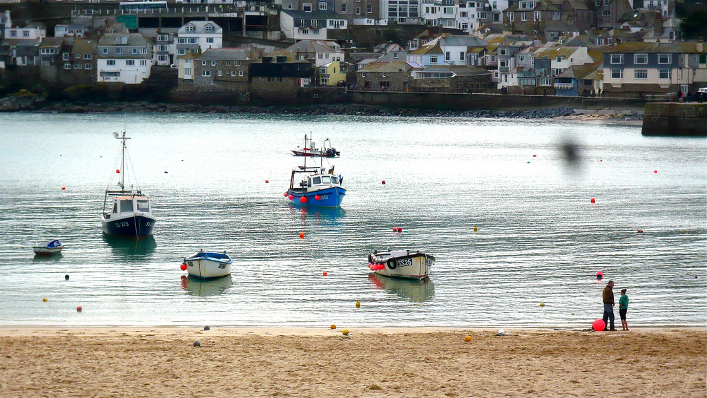 """Photo Credit: """"St. Ives"""" by Herry Lawford on Flickr"""