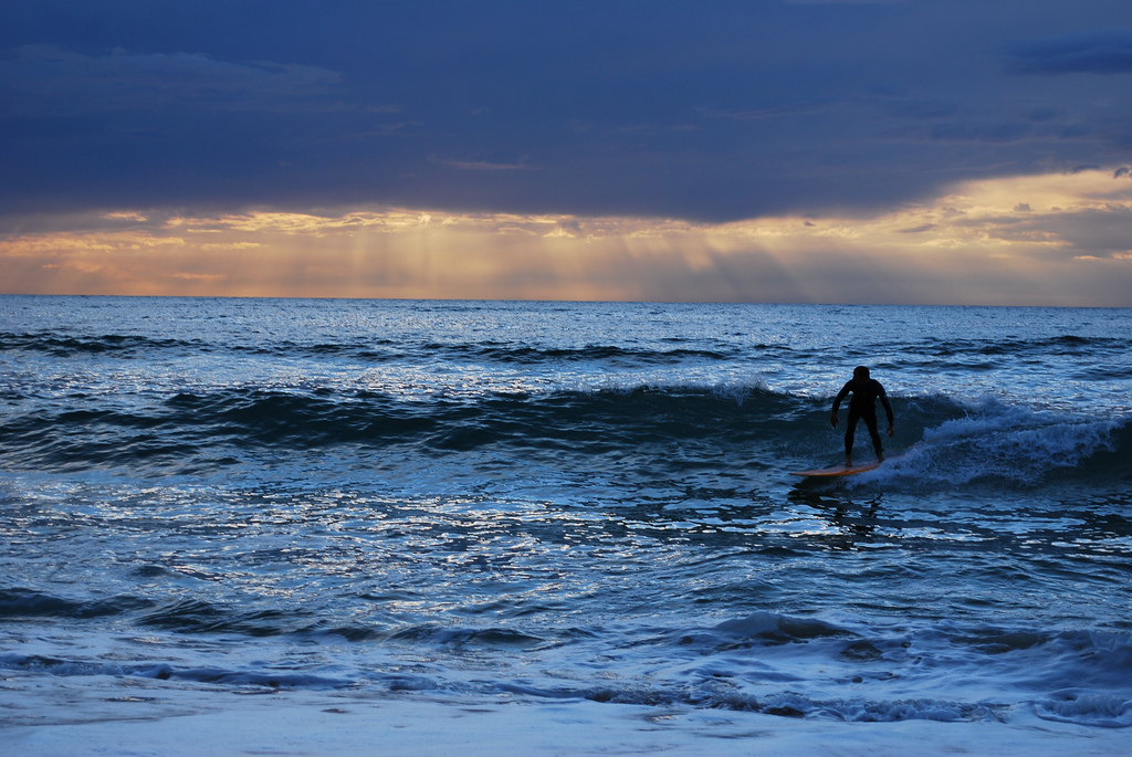 "Photo Credit: ""Surfing in Biarritz"" by Giovanni Francischelli on Flickr"