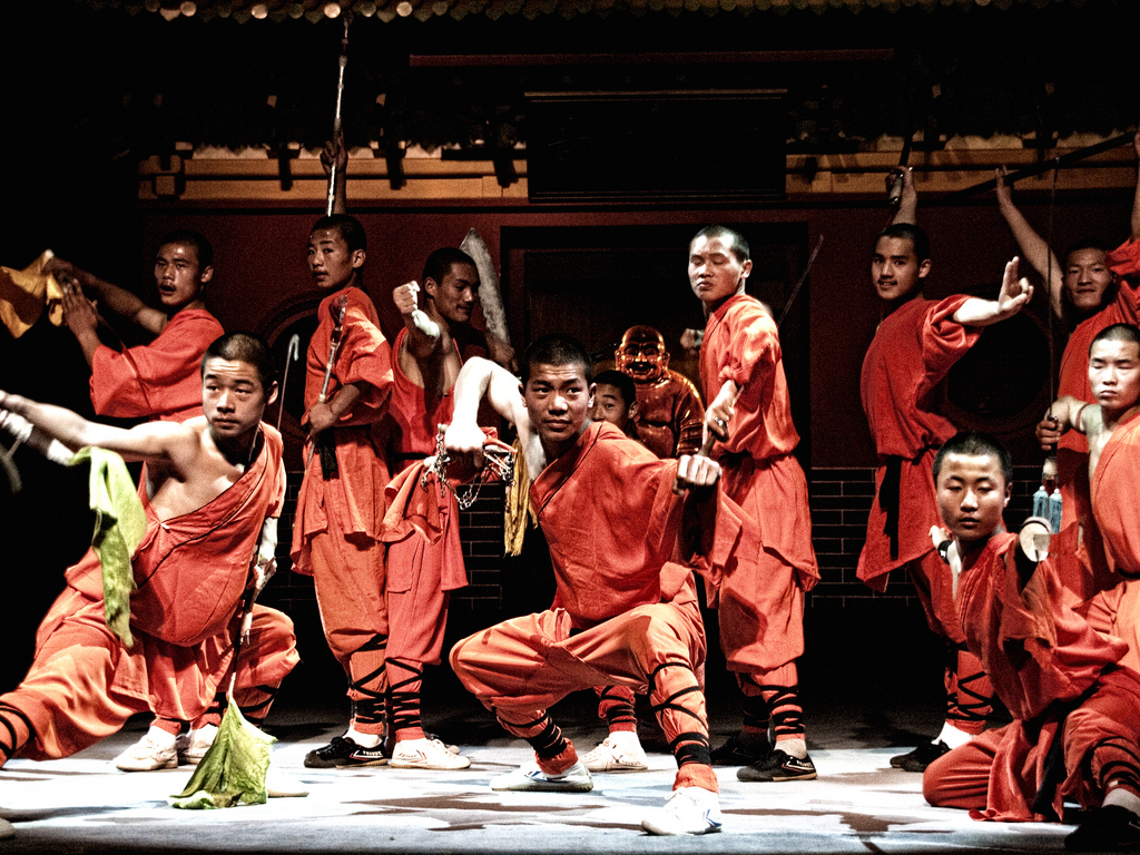 """Photo Credit: """"Shaolin Masters"""" by Kevin Poh on Flickr"""