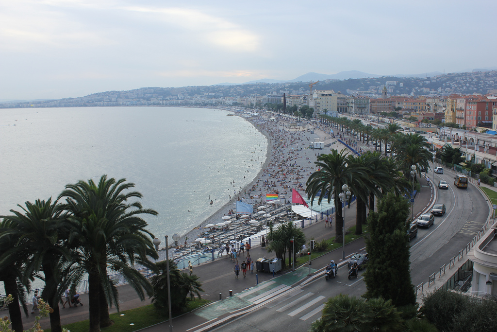 "Photo Credit: ""Nice France"" by Paul Wilkinson on Flickr"