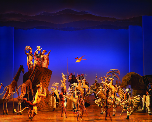"""Photo Credit: """"Lion King on Broadway"""" by blog.city-discovery"""