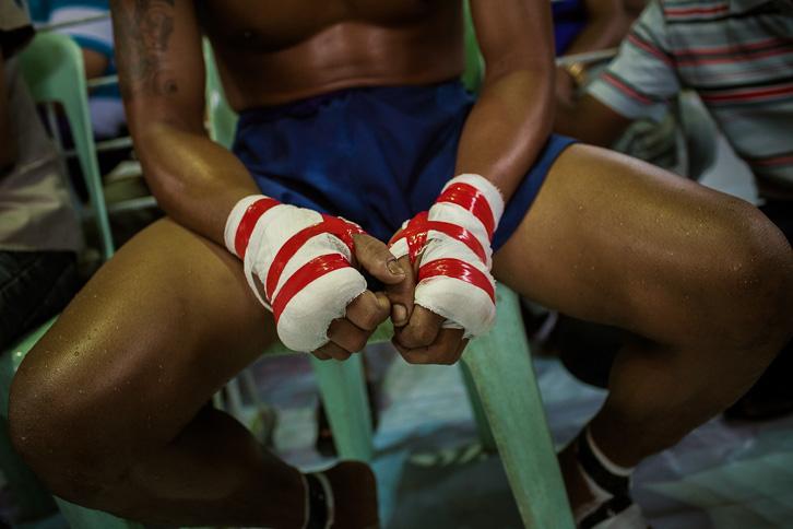 Lethwei: burmese boxe